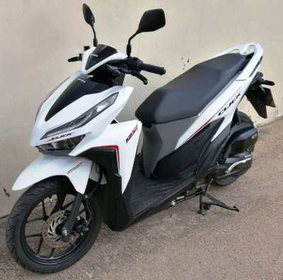 All new Honda Click rent  2.338 ฿/Month (6 M contract paid in 1 time)