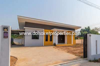 (HS235-02) Brand new, modern-style, fully furnished home for sale in D