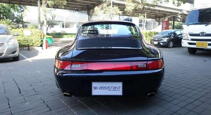 PORSCHE 911 CARRERA (993)