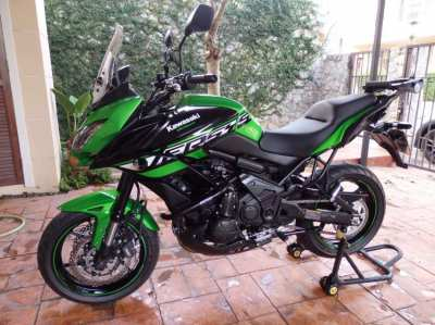Kawasaki Versys 650, immaculate