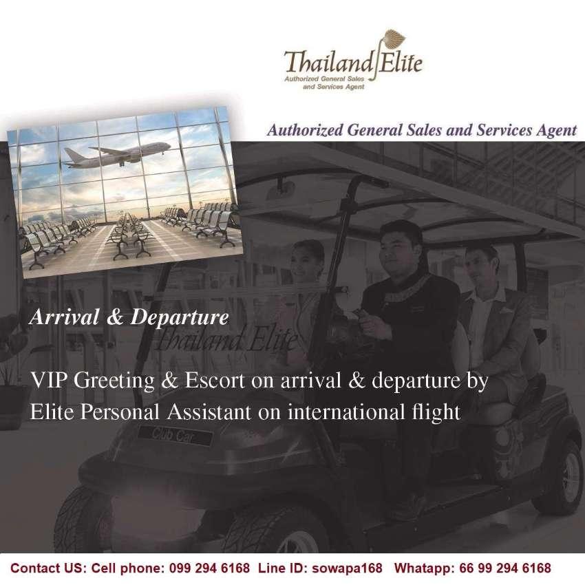 Thailand Awaits You! With the Thailand Elite Visa 5-20 Years Visa