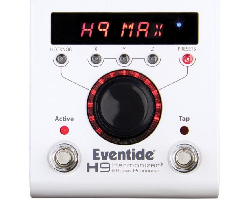 Eventide H9 Max Harmonizer® The second hands