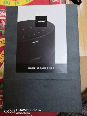BOSE HOME SPEAKER 300, shop price 10,900 baht