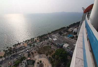 CS1907 Jomtien PlaZa Condotel , 1 bed for sale