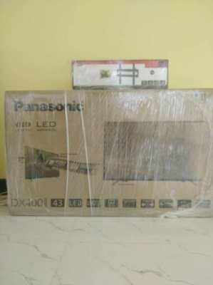 Panasonic 43 inch 4k led smart Tv