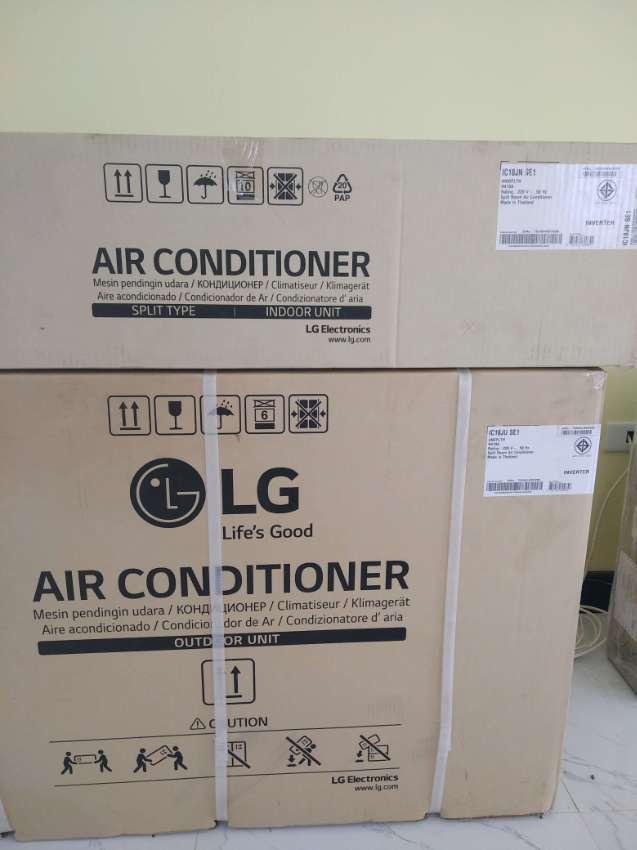 Brand new LG Air Conditioner 18.200BTU