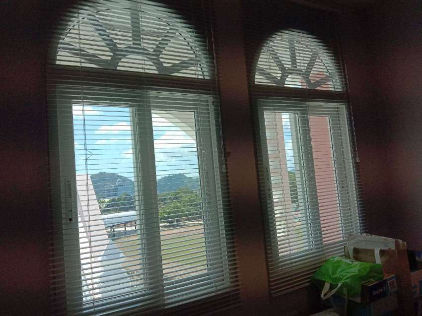 Sell and produce all types of curtain installation