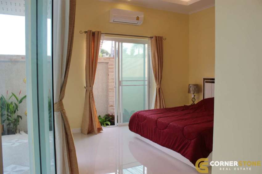 #HS1451 Beautiful Brand New 3 Bedroom For Sale @East Pattaya