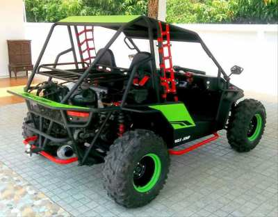 2019 UTV Custom Jungle Jump Buggy 800cc Turbo for Sale