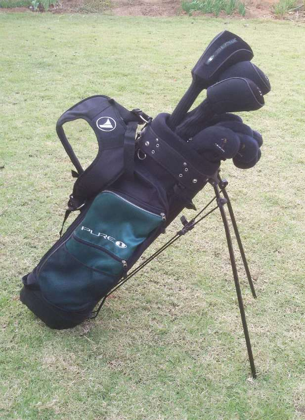 Pro Kennex Pure 1 golf clubs / Pro Kennex เพียว 1 ไม้กอล์ฟ