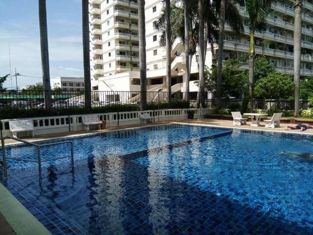 Nirun condo for sale-rent.  B1 building- 4th Floor. Pattaya