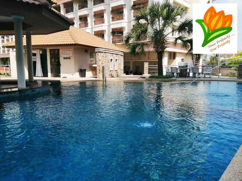2 bedroom condo for rent at Central Pattaya