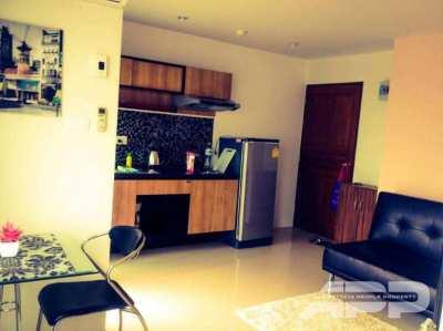 Spacious apartment in Jomtien! 950.000