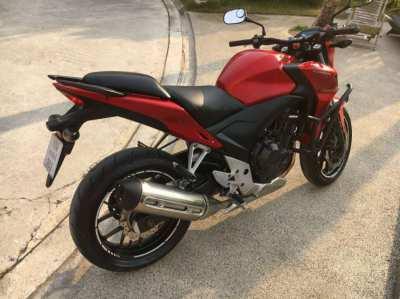 Honda CB 500 F exellent