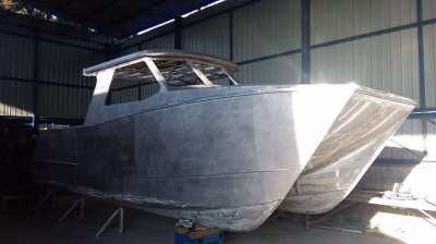 9M Aluminum Power Catamaran - SOLD
