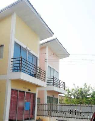 ** 2 storey detached house for sale, Arena Mahanakorn University, Chueam Samphan Rd. Near Mahanakorn University of Technology **