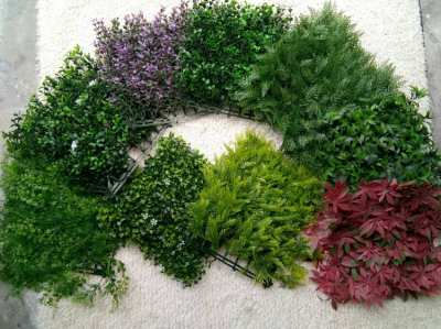 Wall artificial grass. Price 69 per sheet only.