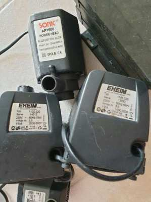 Aquarium liquid filters,power head and water pumps