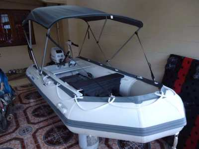 Bimini Top Boat Cover