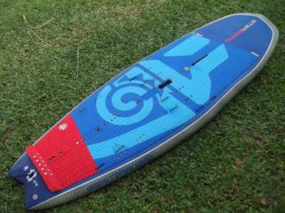 FULL WINDSURF SET WITH BOARD, SAIL, FOIL + ACCESSORIES