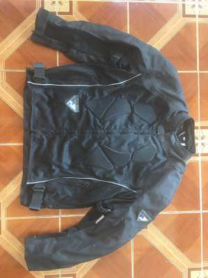 Jacket Motoline XL Vented with removable Waterproof liner.