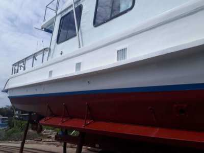 Fishing and Cruising Boat in Chalong, fully renovated