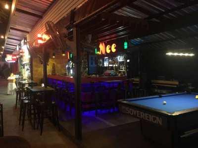 Bar for sale in Hua Hin