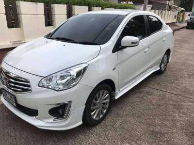 REDUCED Mitsubishi Attrage GLS LTD Auto 2018