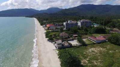 Beach front sea view apartment Nadan beach Khanom.