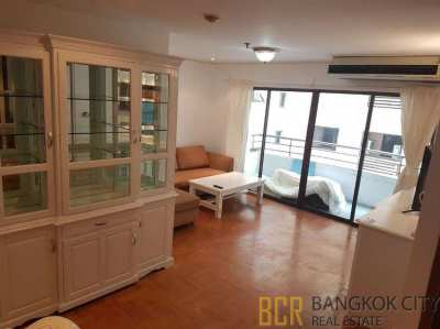 Top View Tower Condo Spacious 2 Bedroom Flat for Rent - Hot Price