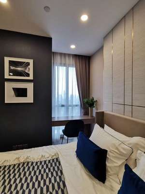 FOR RENT ASHTON CHULA SILOM / 1 bedroom / 35 Sqm.**30,000**