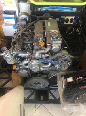 Yanmar 4JH 3E marine Diesel engine