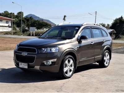 Chevrolet Captiva LTZ diesel!! 2012 super condition in Pattaya