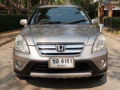 Honda CR-V 2.4l 2005 REDUCED