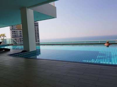The View Cozy Beach, Condo for sale, in South Pattaya, Foreigner name