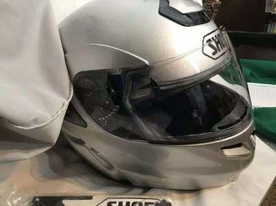 Shoei Multitec Motorcycle Helmet Size X Large Like