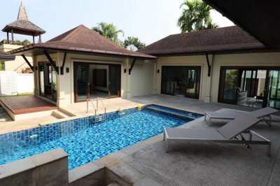 Three Bedroom Pool Villa for sale near Laguna