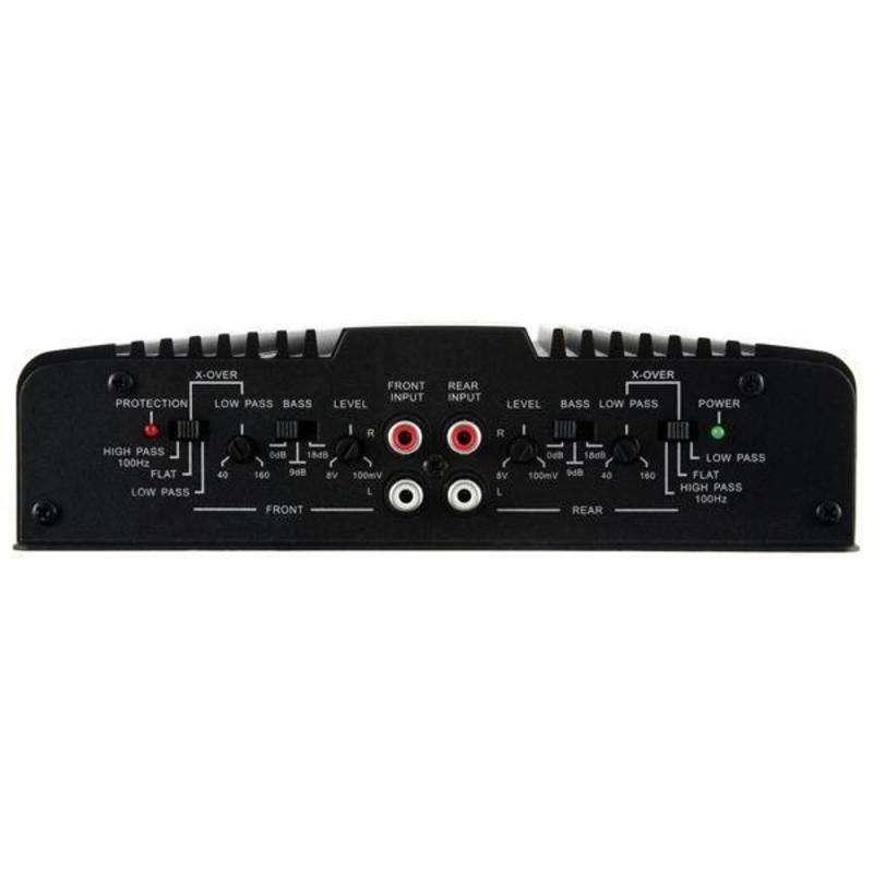 HiFi Car Audio Set ! Hi Power ! New! in Box !