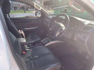 2017 Mitsubishi Triton Mega Cab Plus 2,4 Automatic