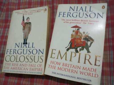 Niall Ferguson - Empire/Colossus - Great Britain/America