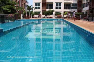 Condo for Sale at Diamond Suites in South Pattaya