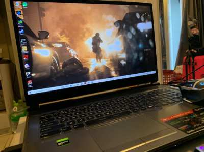 MSI GP75 Leopard  9SD Gaming Laptop