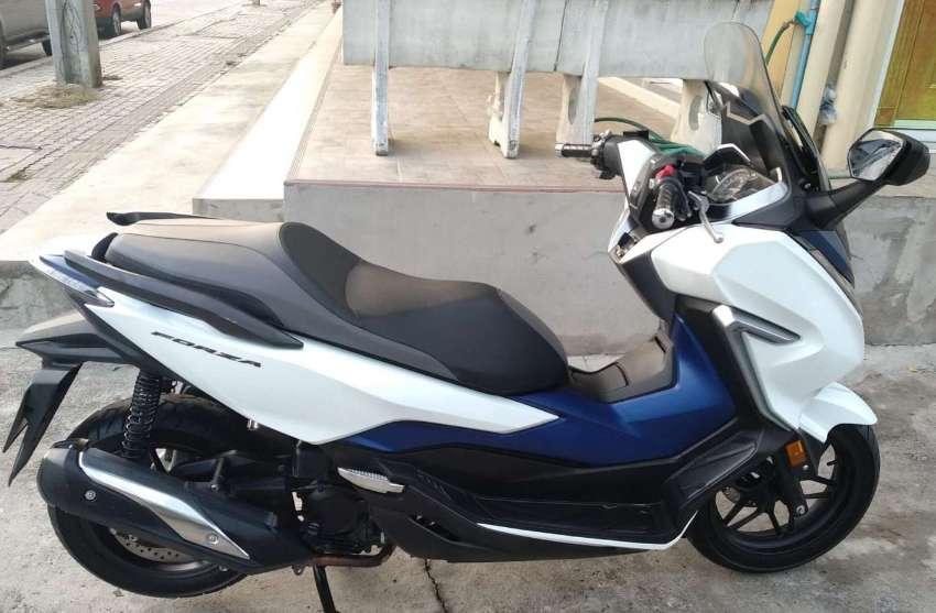 HONDA FORZA  300 X   NEW MODEL