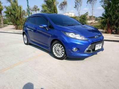 FOR RENT FORD FIESTA 1.4 AUTO - FULLY INSURED  Pattaya