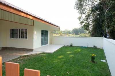 Brand new unfurnised house in Doi Saket.