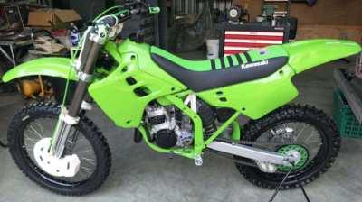 Kawasaki KX 125 M3 2005 125 CC Gear Change Oil Seal
