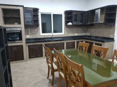 Three houses for rent in small resort Huay yay