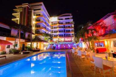 New-Nordic Pattaya condo with 10% RENTAL GUARANTEE for 8 years