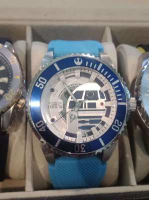 Invicta Star Wars R2D2 Automatic Watch