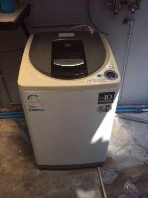 Preloved washing machine 12 kg for sale